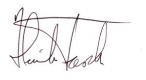 Henrik Færch signatur