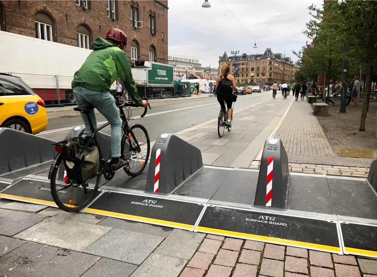 Køretøjer barriere event