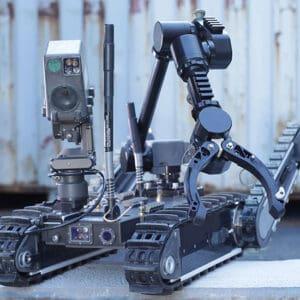 QinetiQ robots