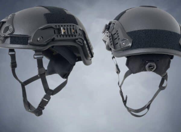 Combat Helmet, ACH, midcut